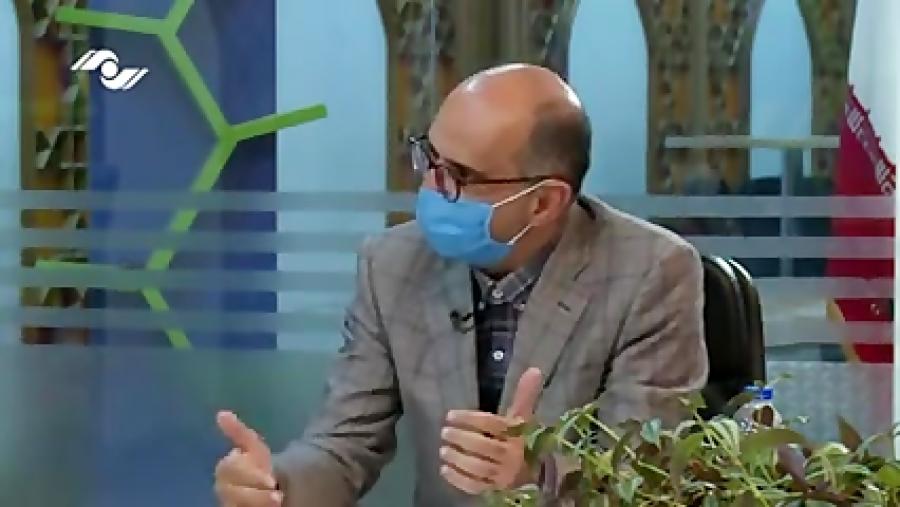 گفتگوی دکتر مهرداد مظفری در برنامه پیش رو شبکه البرز – بخش پایانی